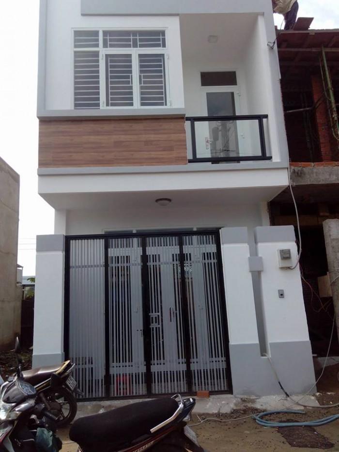 Bán nhà mới xây gần KDC đông đúc Đường 10,Hiệp Bình Phước,Thủ Đức cách QL13 100m