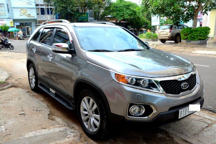 Kia Sorento sản xuất năm 2011 Số tự động Động cơ Xăng