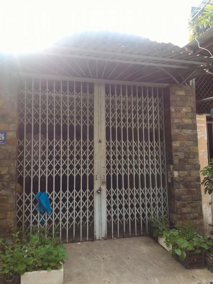 Bán Nhà Hẻm Xe Hơi Phú Thọ Hòa,DT: 4 x 16M, Cấp 4, Giá: 2.2 Tỷ.
