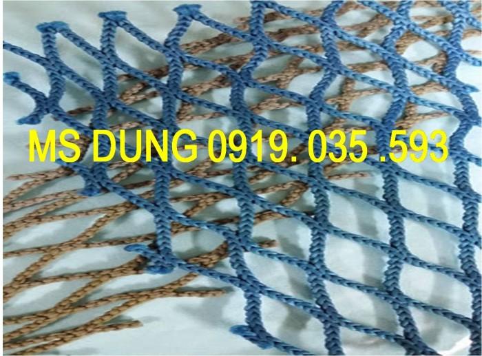 Sản xuất và cung cấp giá sỉ lưới an toàn xây dựng, lưới hứng rơi, lưới che bụi9