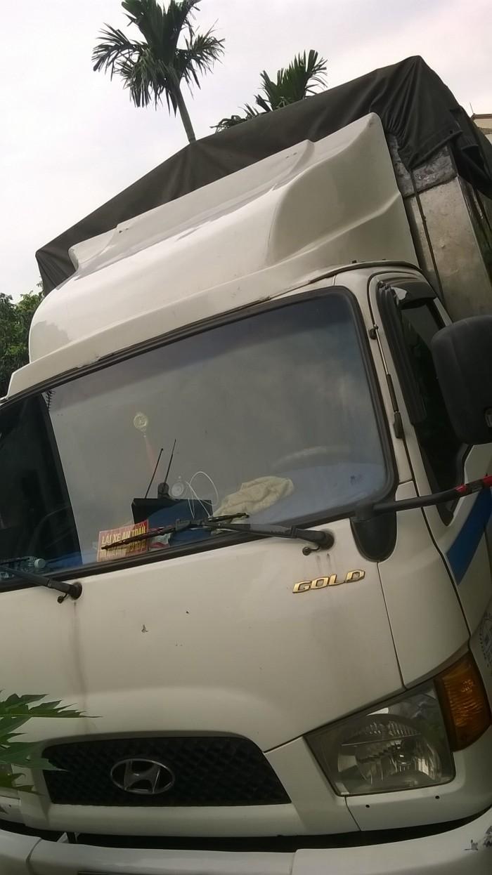 Bán xe tải Hyundai