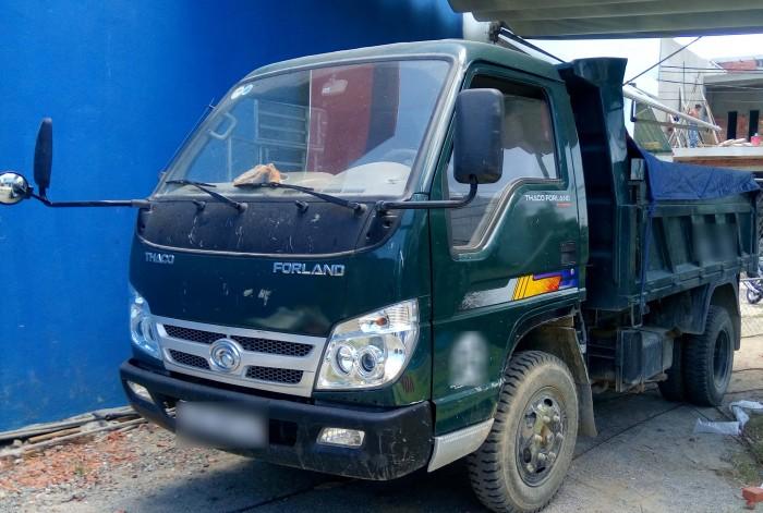 Chuyển đổi mô hình kinh doanh cần bán xe tải Ben Thaco