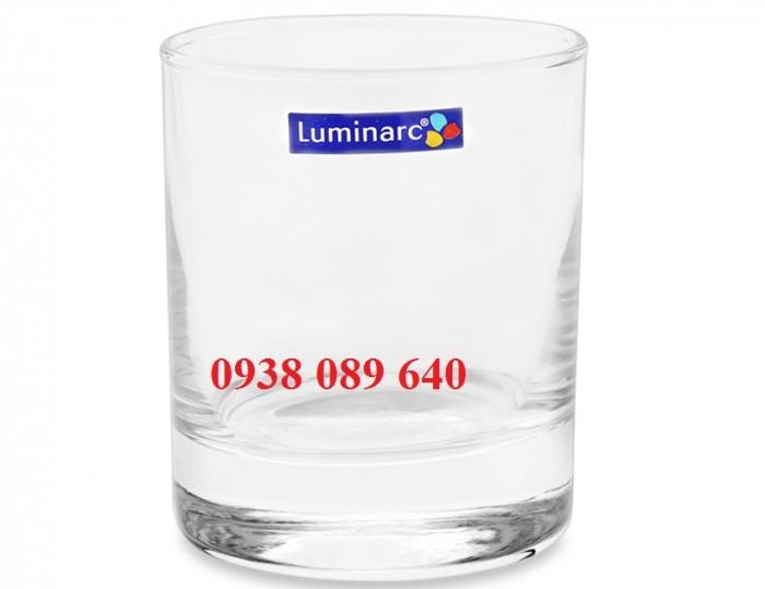 Ly chén thủy tinh in logo doanh nghiệp giá rẻ, 4