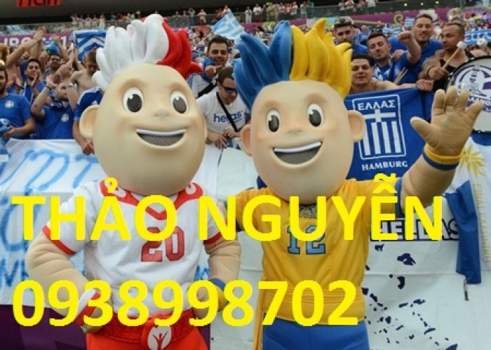 May mascot giá rẻ, mascot giá rẻ