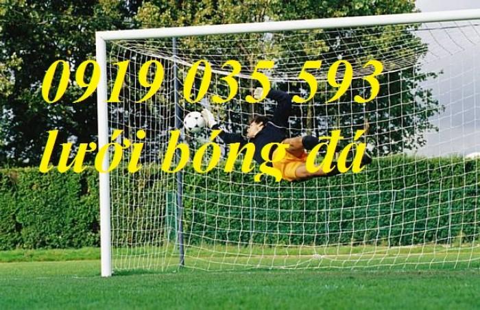 Lưới cầu môn, Lưới khung thành sân bóng đá chất lượng độ bền cao trên 4 năm