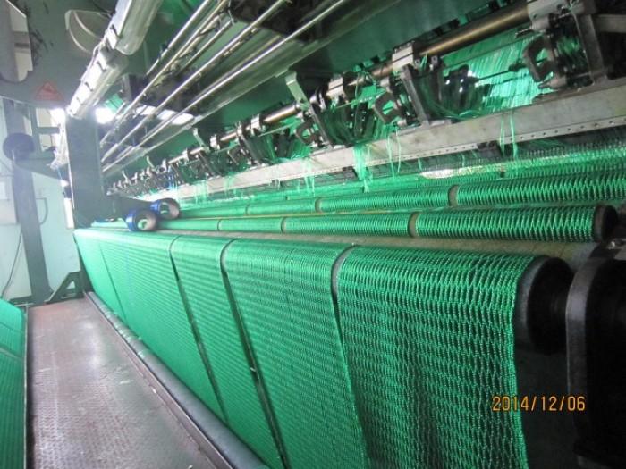 Lưới bao che công trình sợi HDPE cao cấp dùng che chắn bụi bặm, an toàn xây dựng