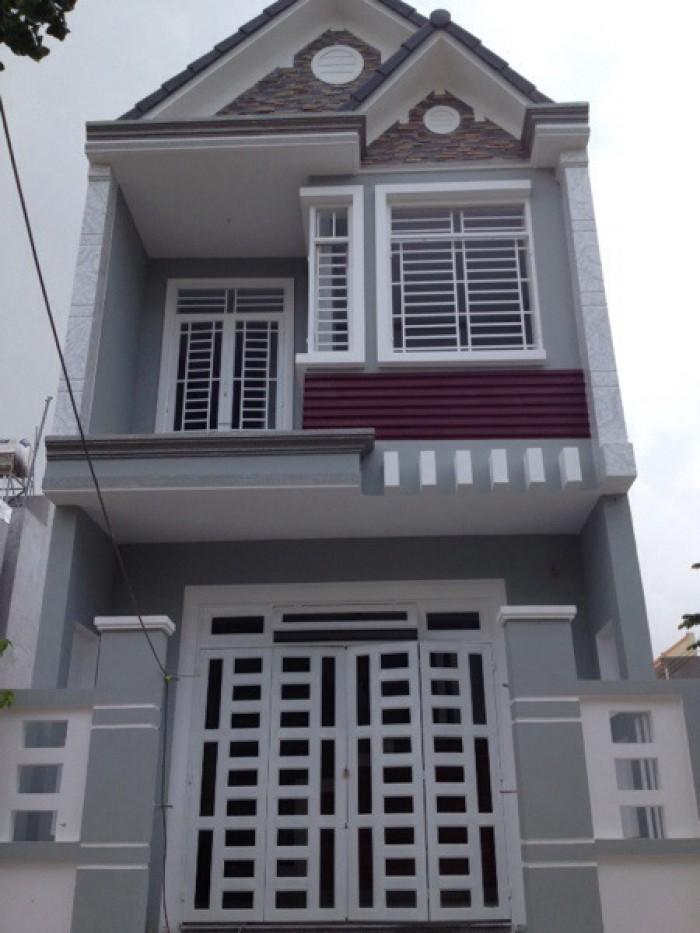 Di cư Mỹ bán gấp nhà mới xây,5x20m,giá 330 triệu, SHR,chính chủ,Nguyễn Thị Tú, Vĩnh Lộc A