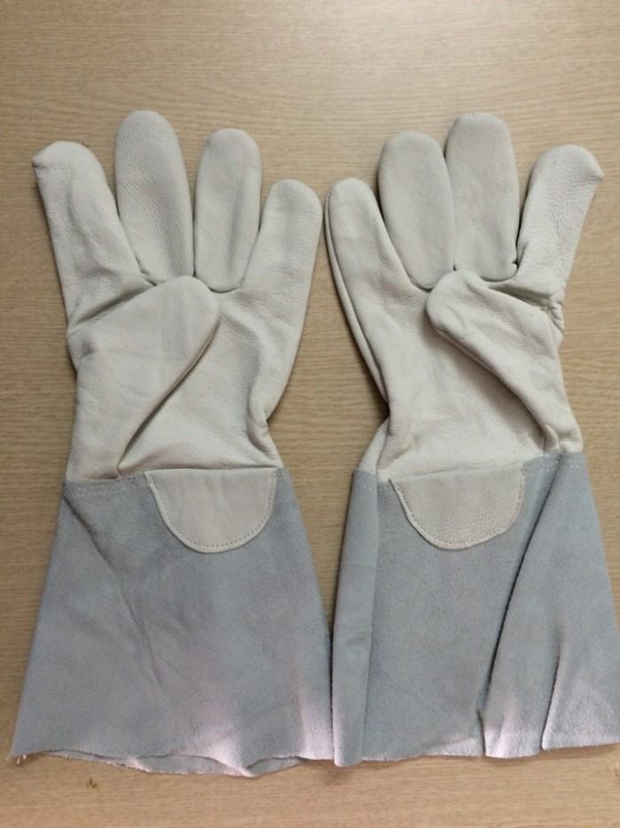 Găng tay da cho thợ hàn TIG/MAG