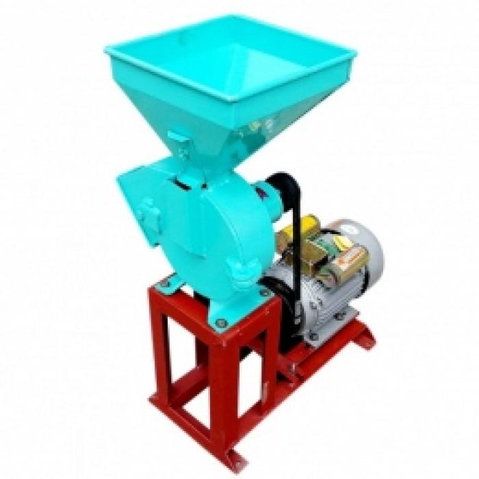 Máy xay bột siêu mịn LT-BK3000, máy xay ngũ cốc, máy xay thuốc bắc 40kg/giờ giá rẻ