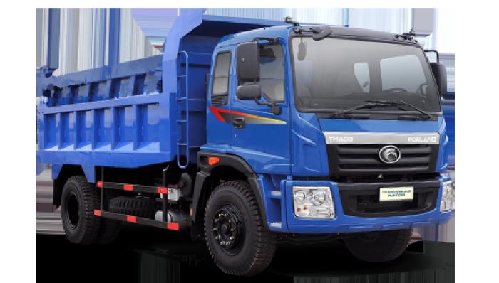 Trọng lượng không tải: 7635 Kg Tải trọng: 8170 Kg