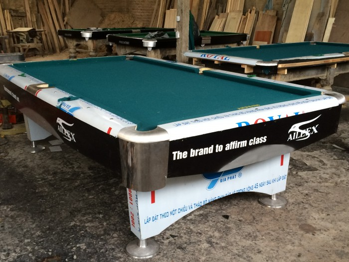Mua bán bàn bida cũ mới trên toàn quốc.