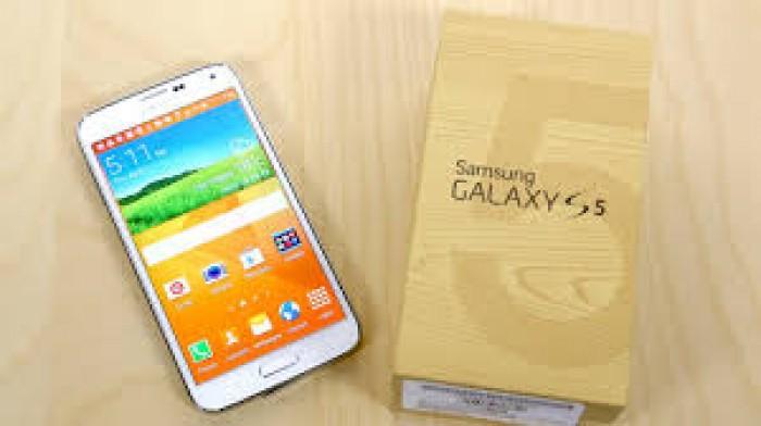 Hàn Phone Samsung Galaxy S5 G906 Ram 3G mới giá rẻ nhất ở Long An0
