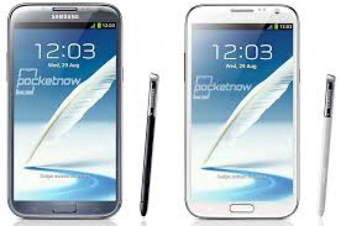 Hàn Phone Samsung Galaxy Note 2 mới giá rẻ nhất ở Long An0