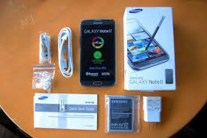 Hàn Phone Samsung Galaxy Note 2 mới giá rẻ nhất ở Long An1