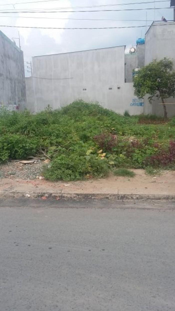 Bán gấp lô đất mặt tiền đường Hùng Vương