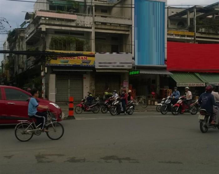 Bán Nhà MT Nguyễn Oanh Gần Ngã 5 GV 9 tỷ.