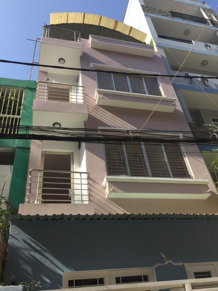 Chính chủ bán nhà đường Nguyễn Thị Minh Khai, Q. 1, DT: 5x10m. Cam kết 100% sự thật không đăng ảo