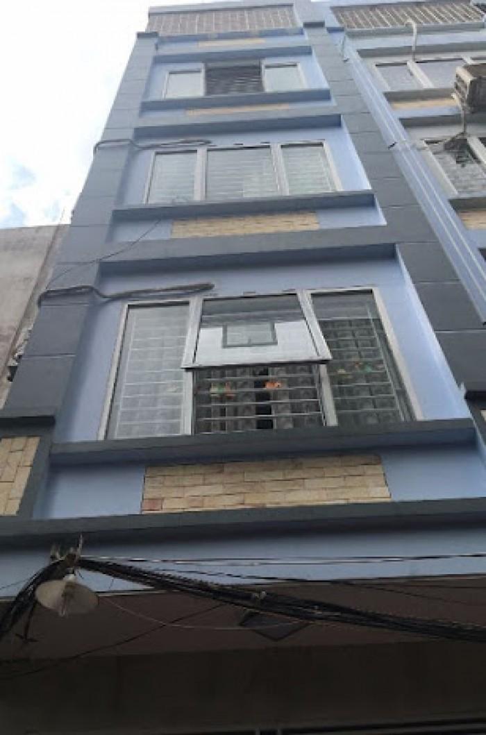 Bán nhà phố Giang Văn Minh, Ba Đình, 60m x 4 tầng, mt 5.5m, giá 15.5 tỷ