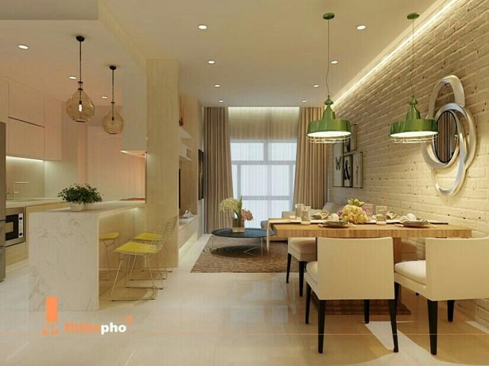Cho thuê nhanh căn hộ Sunrise City, 2PN, 97m2 giá 900$, bao phí quản lý, nội thất đủ