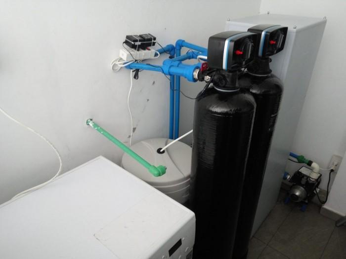 Máy lọc nước toàn bộ ngôi nhà.