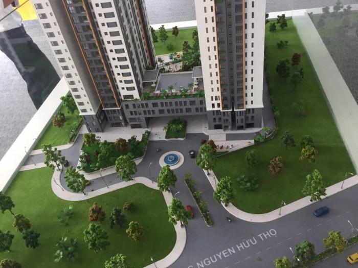 Trải nghiệm căn hộ 320 triệu  đẳng cấp 5 sao Nam Sài Gòn