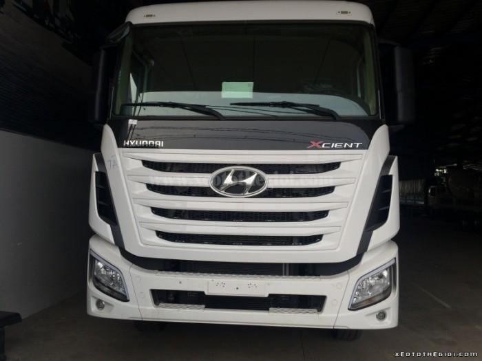 Hyundai HD360 sản xuất năm 2016 Số tay (số sàn) Xe tải động cơ Dầu diesel