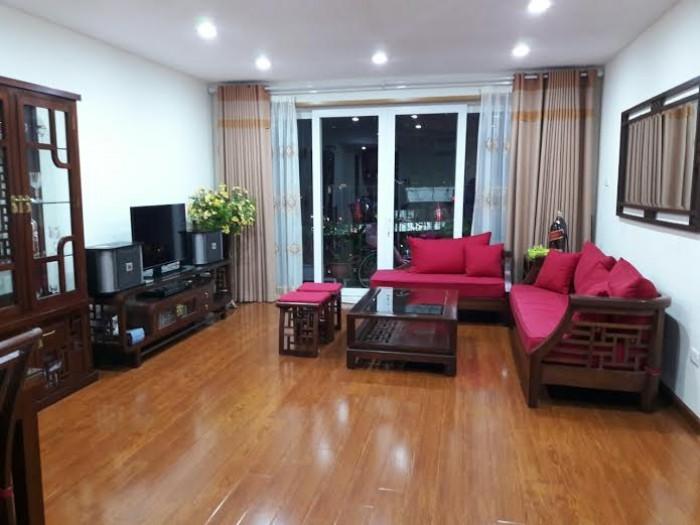 Bán chung cư N04 UDIC hoàng đạo thúy, 125m,3PN, căn góc, full đồ, giá rẻ.