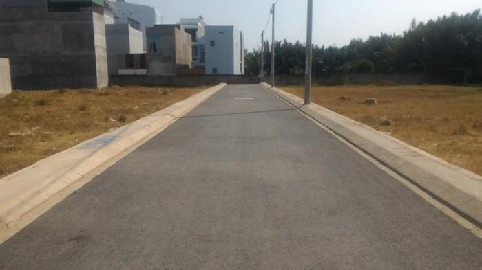 Bán đất thổ cư, Linh Đông, Thủ Đức giá 24tr/m, mặt tiền đường 8m