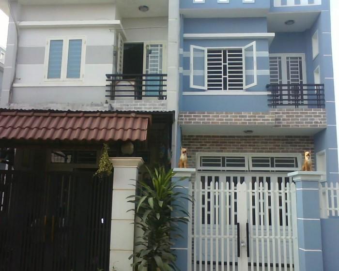 Nhà 4x11m, 1 lầu,ấp 5 Vĩnh Lộc B. Bình Chánh