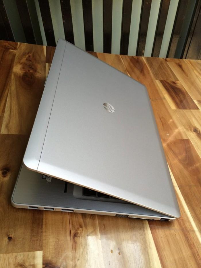 Laptop Hp ultralbook Folio 9470m, i5 ivy, 4G, ssd128G, zin100%, giá rẻ