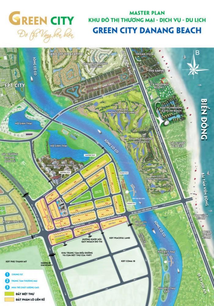 Bán đất nền khu dự án Green City – Ưu đãi lớn cho khách hàng