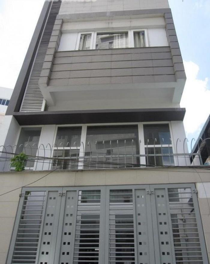 Nhà đẹp hẻm xe hơi 150/2B Nguyễn Trãi, cho thuê nguyên căn ký Hợp Đồng dài hạn