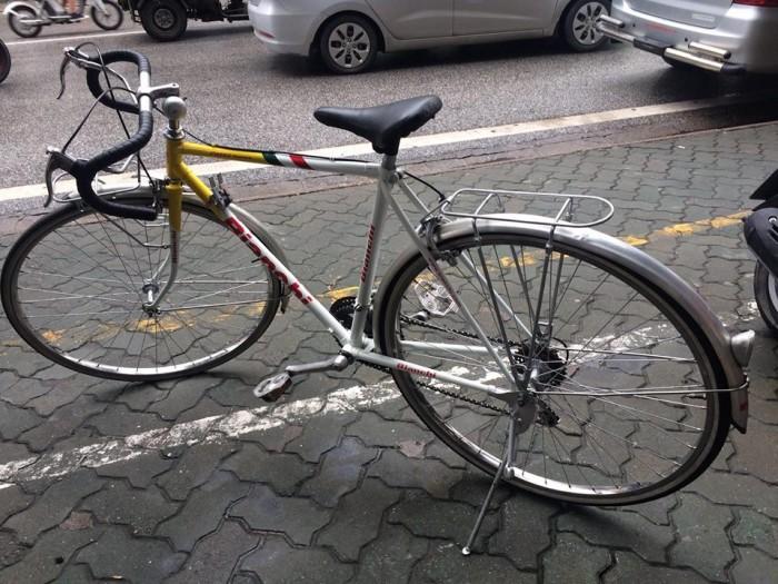Cần bán xe đạp đua nhật xịn xe đẹp