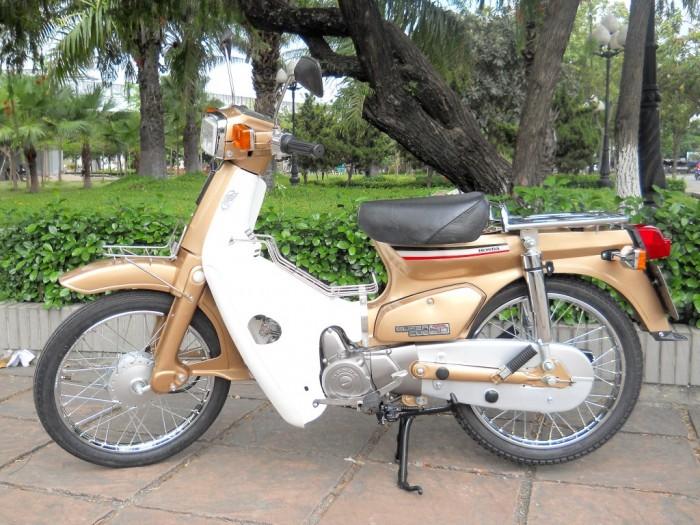 Bán xe Honda Cub 84 - 50cc có đề điện