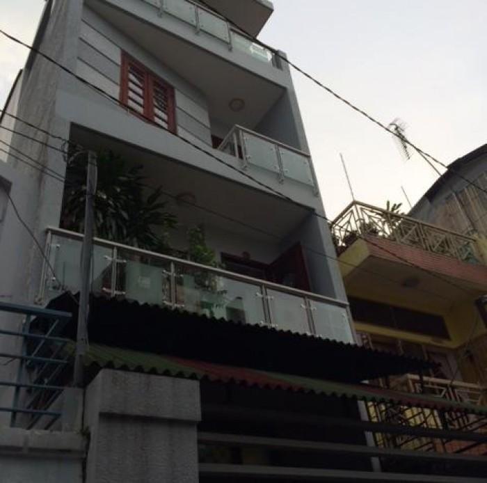 Bán nhà Cư Xá Lữ Gia, DT: 4x20m, trệt – lầu – ST, giá chỉ hơn 8 tỷ