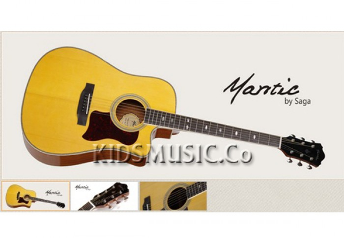 Đàn Guitar Acoustic Mantic AG620SC