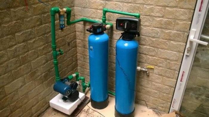 Máy lọc nước toàn bộ ngôi nhà canature