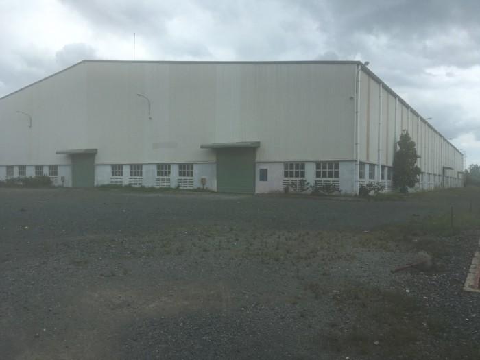 Bán nhà xưởng 25.420m2, KCN Phú An Thạnh, Bến Lức, Long An. Giá: 3.000.000 USD
