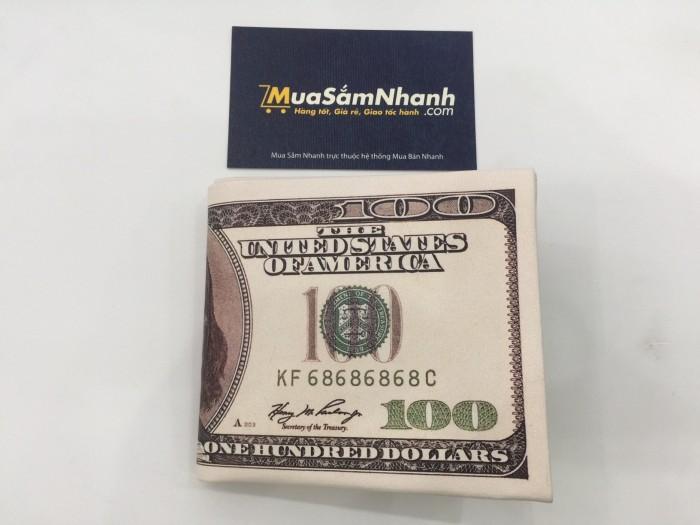 Ví hình tiền tệ các nước độc đáo - MSN183001.