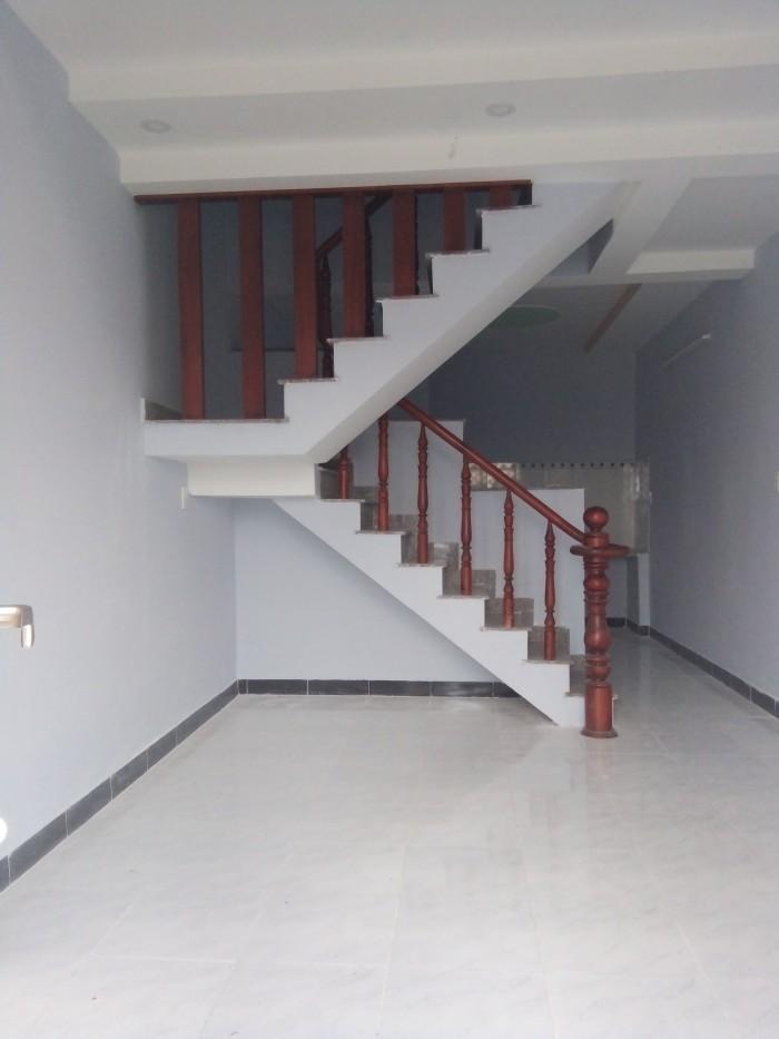 Nhà phố mới xây 30m2,2PN,1PN,khu an ninh ngay chợ Xuân Thới Thượng,HM
