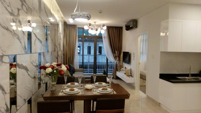 Căn hộ quận 7 gần Lotte, giao nhà hoàn thiện tặng nội thất, giá tốt nhất quận 7