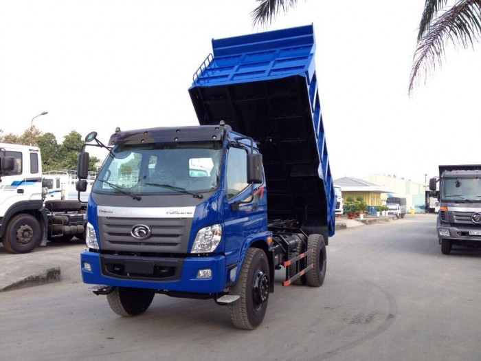 Ben Forland FD9500 tải trọng 9,1 tấn, bán trả góp, ngân hàng hỗ trợ 75% giá trị xe, 2