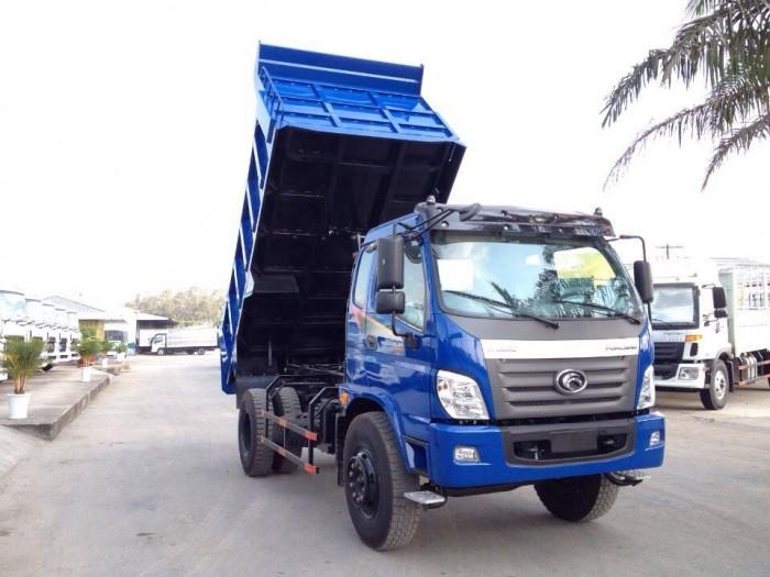 Ben Forland FD9500 tải trọng 9,1 tấn, bán trả góp, ngân hàng hỗ trợ 75% giá trị xe, 3