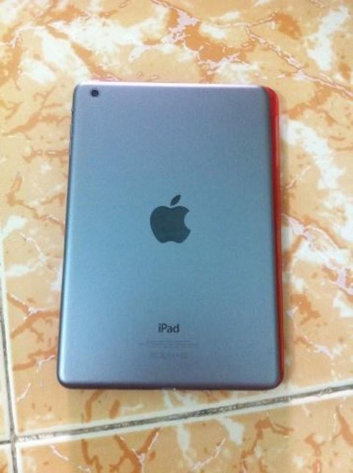 Ipad mini Wifi 16G Nguyên Zin New 98% Kèm Bao Da