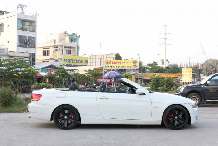 BMW 335i sản xuất năm 2008 Số tự động Động cơ Xăng