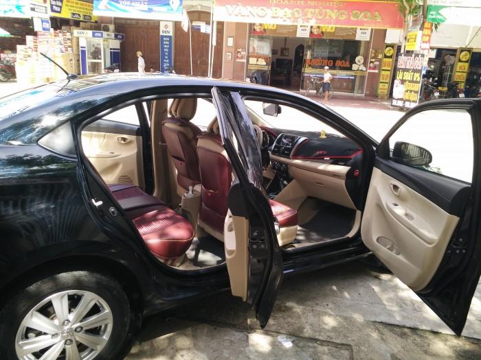 Cần bán xe toyota vios so sàn cuối 2015 3