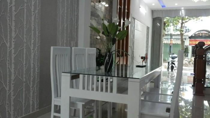 Chính chủ: nhà Mt 3 Tầng mới 100% sát Lý Thái Tông – tiện mở VPDĐ, KD