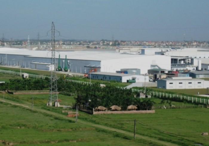 Bán 3 lô đất liền kề khu công nghiệp Thanh Vinh mở rộng, Dana Ý