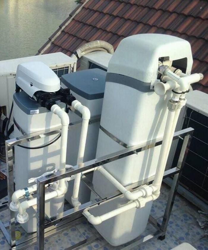 Máy Lọc Nước Tổng  Toàn Ngôi Nhà GE Avantaprue - USA