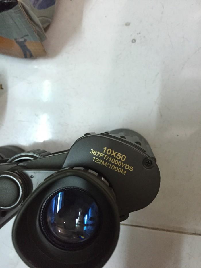 Ống nhòm quân đội siêu xa Nikon 10x50
